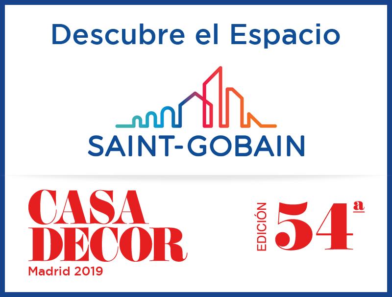 Descubre el Espacio Saint-Gobain Casa Decor 2019