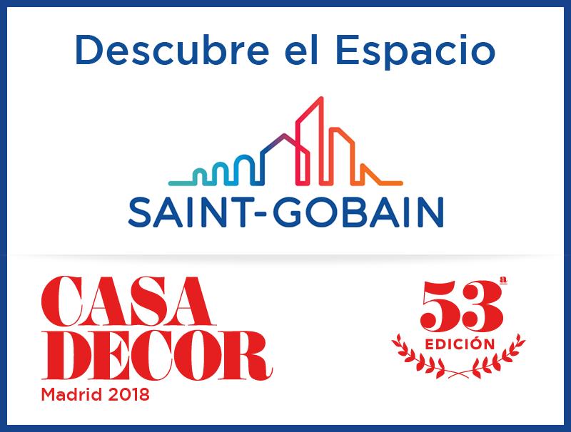 Descubre el Espacio Saint-Gobain Casa Decor 2018