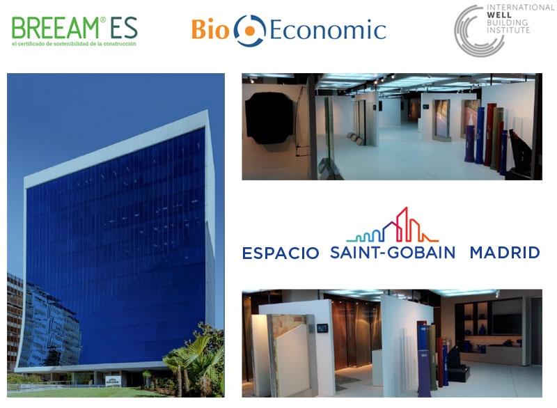 Jornada Bioeconomic Espacio Saint-Gobain