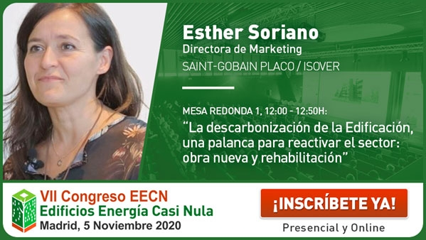 Esther Soriano SG Placo Isover