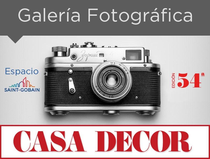 Galería Fotográfica Casa Decor 2019