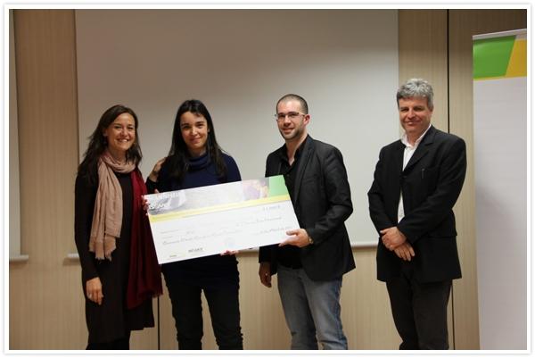 Ganadores Segundo Premio Fase Nacional Concurso Multi-Comfort House 2013