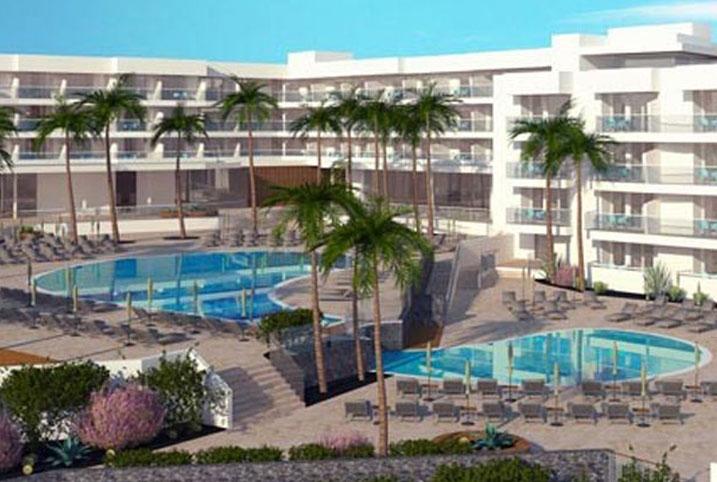 Hotel Lava Beach Cabecera