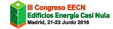 III Congreso de Edificios de Consumo de Energía Casi Nulo (EECN)