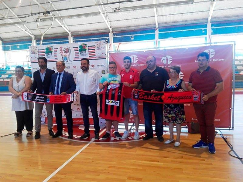 ISOVER refuerza su apoyo al Basket Azuqueca