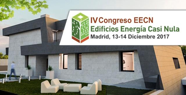 IV Congreso de Edificios de Energía Casi Nula (EECN)