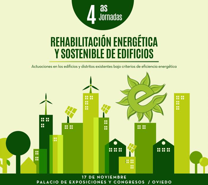 IV Jornada de Rehabilitación Energética y Sostenible de Asturias