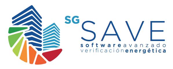 SG SAVE Software de verificación energética