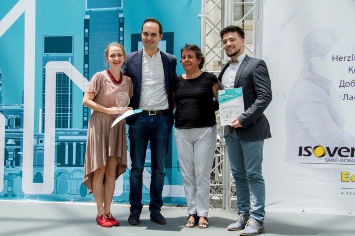 Mención de Honor MultiComfort Saint-Gobain Madrid 2017