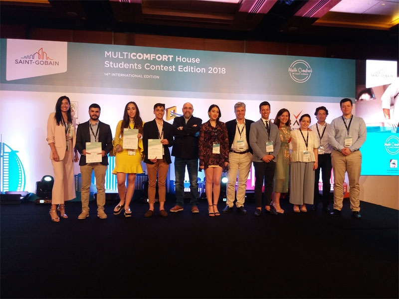 Multicomfort House Student Contest 2018 - Dubai