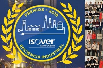 1 Edición de los Premios de Eficiencia Industrial ISOVER