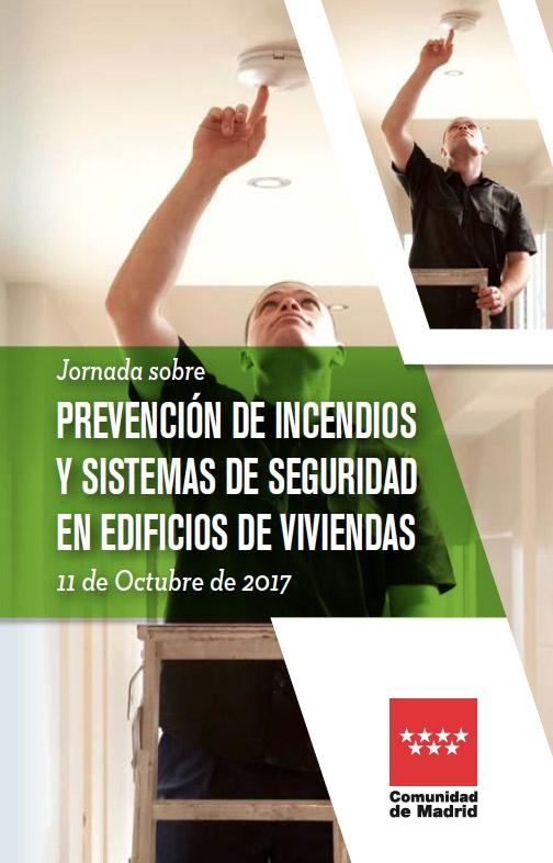 Prevención de incendios y sistemas de seguridad en edificios de viviendas