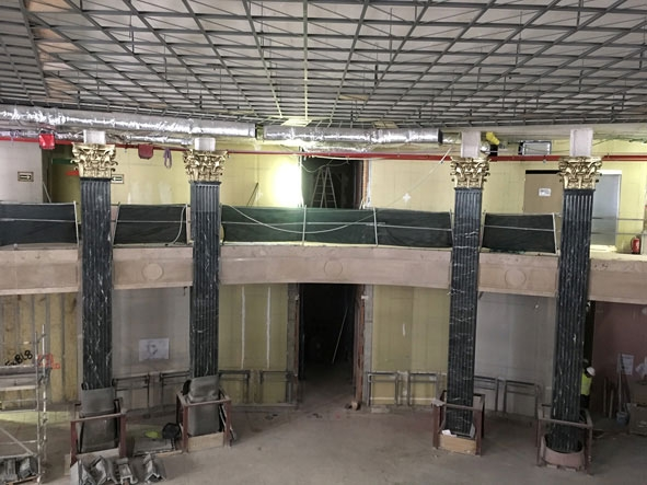 Rehabilitación Canalejas LEED Gold Interior