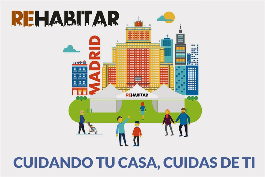 REHABITAR Madrid 2017