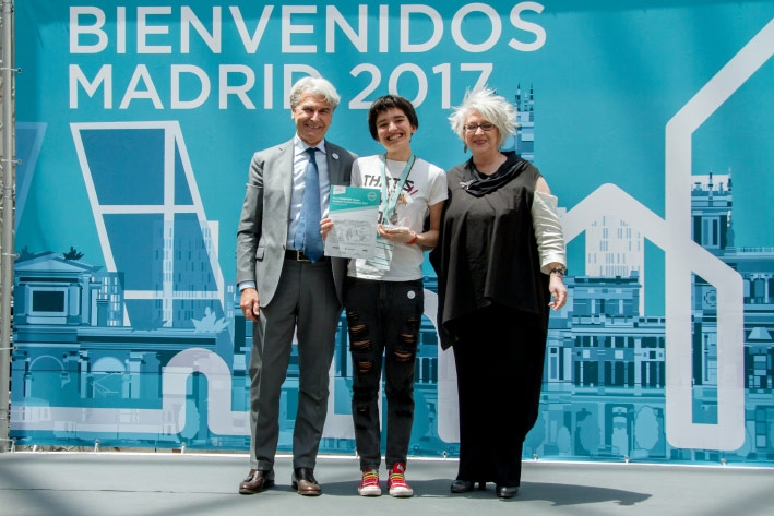 Segundo Premio MultiComfort Saint-Gobain Madrid 2017