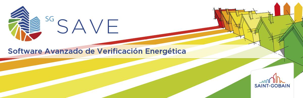 SG SAVE Software avanzado de verificación energética