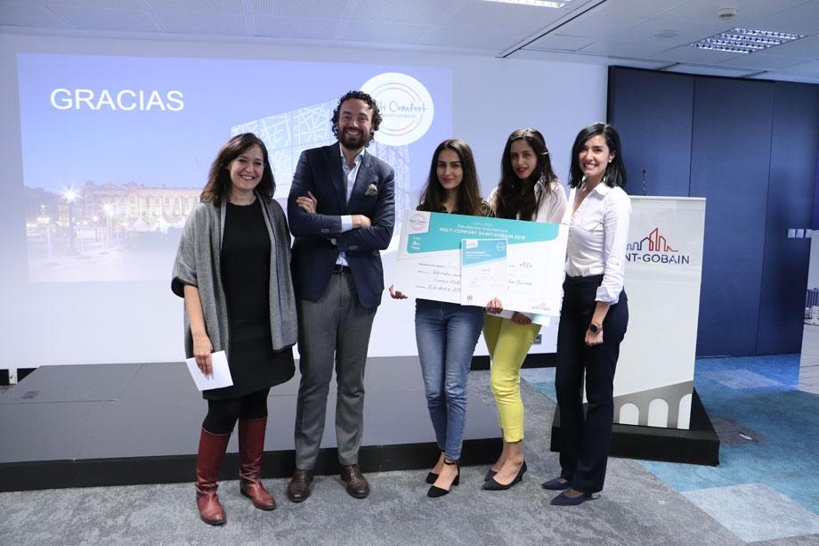 Tercer premio MultiComfort House Fase Nacional 2019