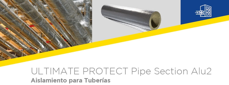 ULTIMATE PROTECT PIPE Section Alu 2